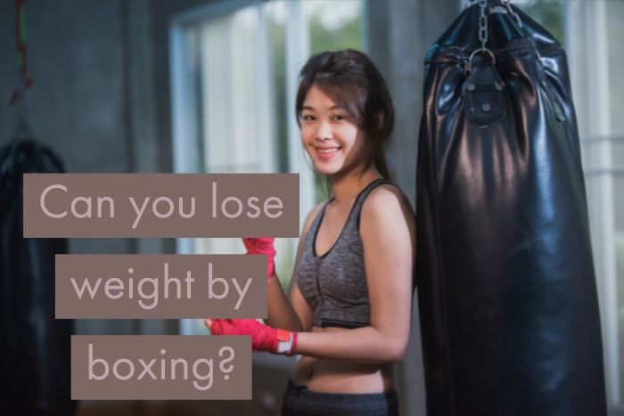 Can you lose weight by boxing