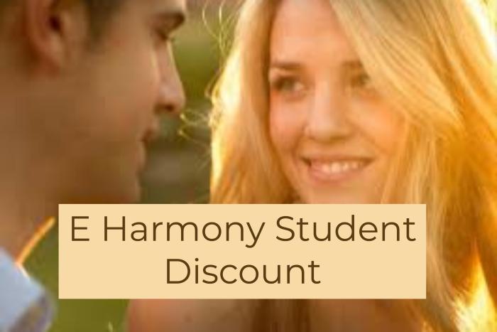 eharmony student discount